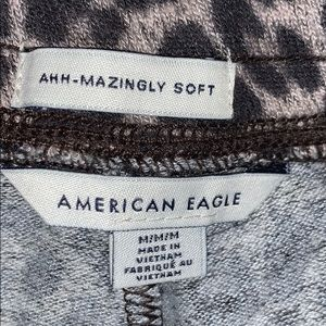 American Eagle Outfitters Pants - NWOT AE SUPER SOFT cheetah joggers (small)